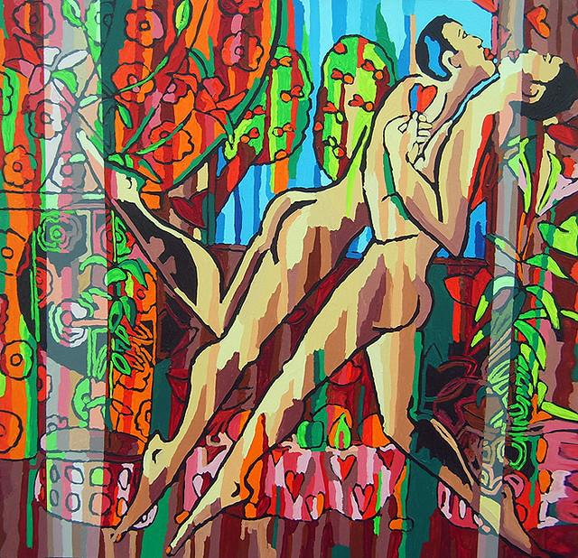 art-nu-et-scene-couple-amature-women-stripper