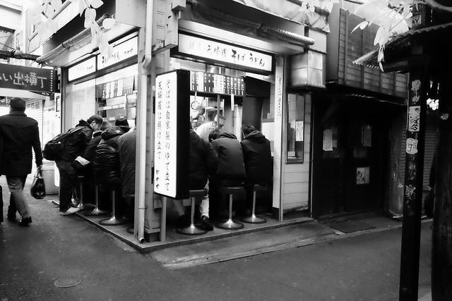 煩悩 [機材沼] : 新宿の朝(12)