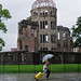 Rainy A-Bomb Dome[Worldheritage]