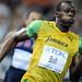 Usain Bolt by José Goulão