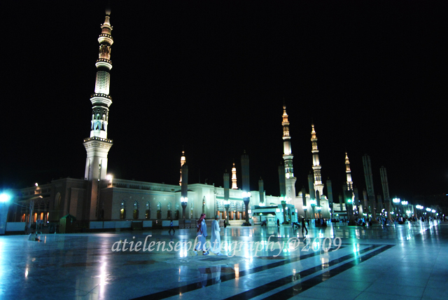 Map Masjid Nabawi http://www.flickr.com/photos/atielense/3871570612/
