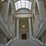 Arkansas State Senate Staircase