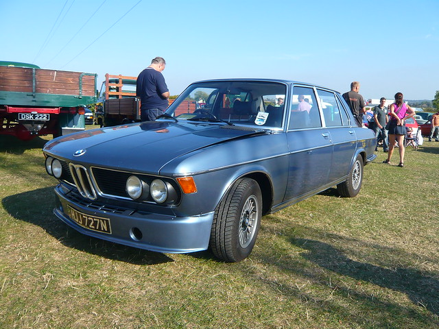 1975 Bmw 3 0 Si E3 Flickr Photo Sharing