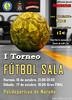 Ier Torneo Fútbol Sala