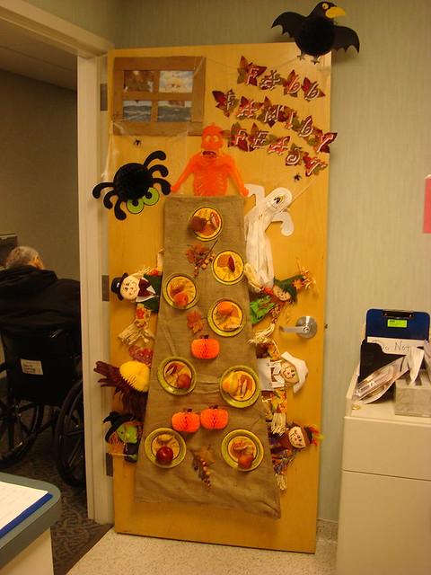 Zen Classroom Decor ~ Aca fall decoration lab door flickr photo sharing