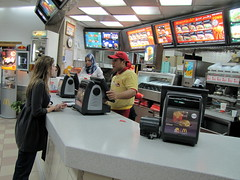McDonald's in Downtown Cairo - Egypt