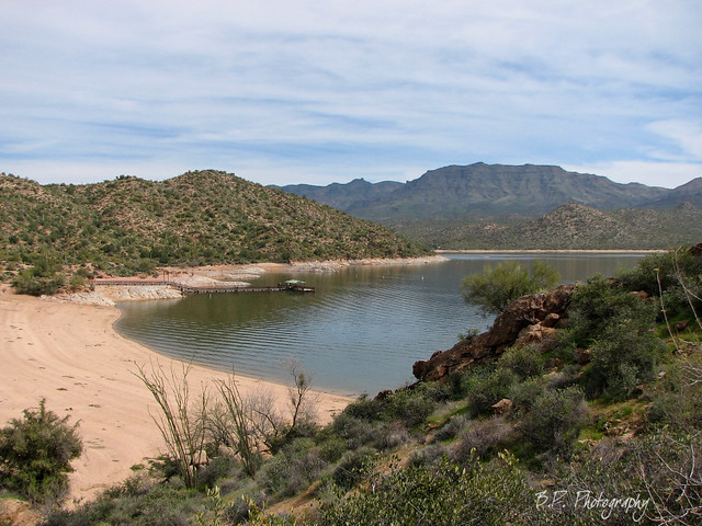 Bartlett lake arizona pictures to pin on pinterest pinsdaddy for Bartlett lake fishing report