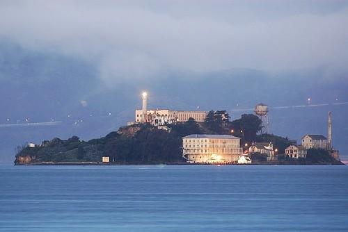 Alcatraz @ Dawn
