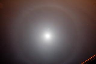 Fogbow formation