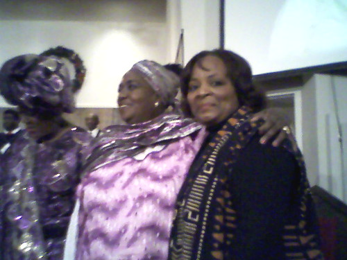 Emancipation Day celebration at New Bethel Baptist Church featured Detroit City Councilwoman Joann Watson as the keynote speaker. She is shown with arm around Cynthia Smith. (Photo: Abayomi Azikiwe) by Pan-African News Wire File Photos
