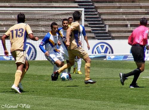 DSCF0797 Pumas Morelos derrota en casa a Lobos BUAP 3-1  por LAE Manuel Vela