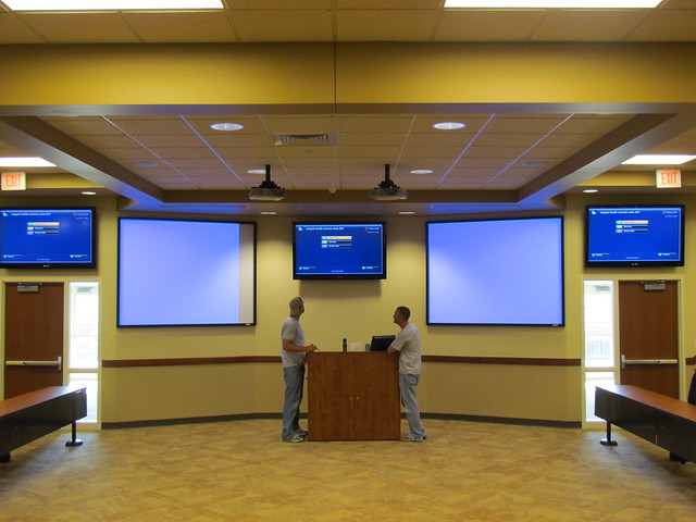 Classroom Technology at Wingate University - Charlotte NC