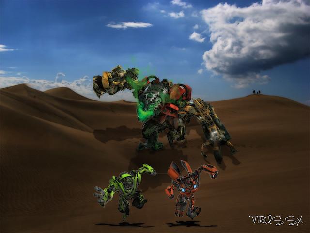transformers 2 devastator by crossdominatrix5 on - 500×375