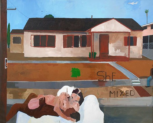 Henry Taylor- She Mixed by Art Images Directory