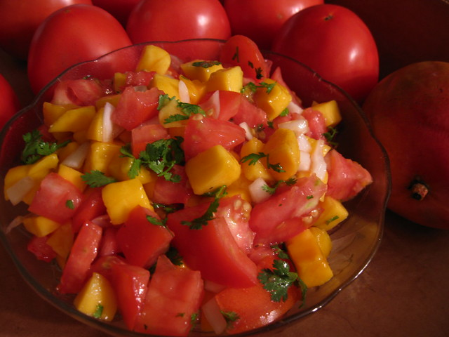 Fred's Mom's Salad