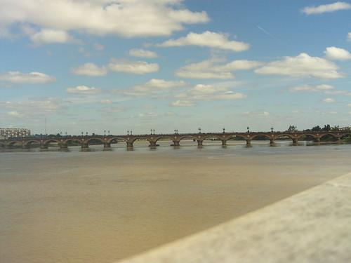 2008.08.04.088 - BORDEAUX - Pont de Pierre