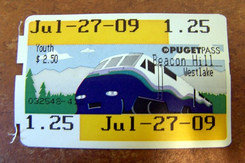 Day Passes and the Ride Free Area – Seattle Transit Blog