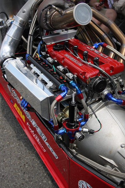 4g63 Rail Dragster | Flickr - Photo Sharing!