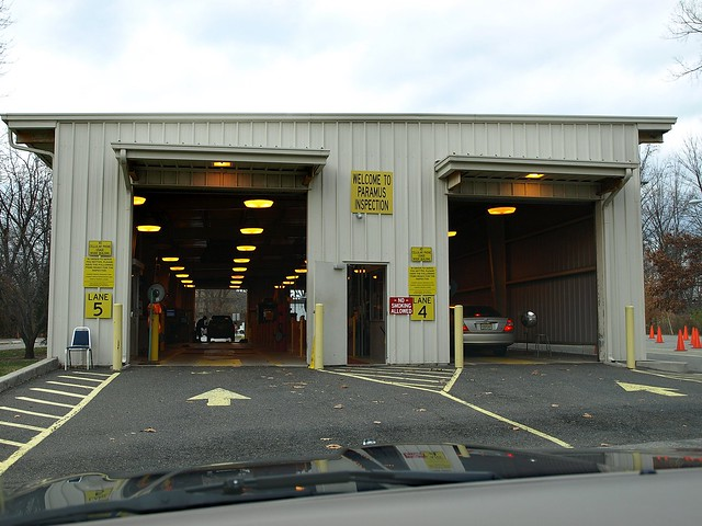 motor vehicle inspection station paramus new jersey