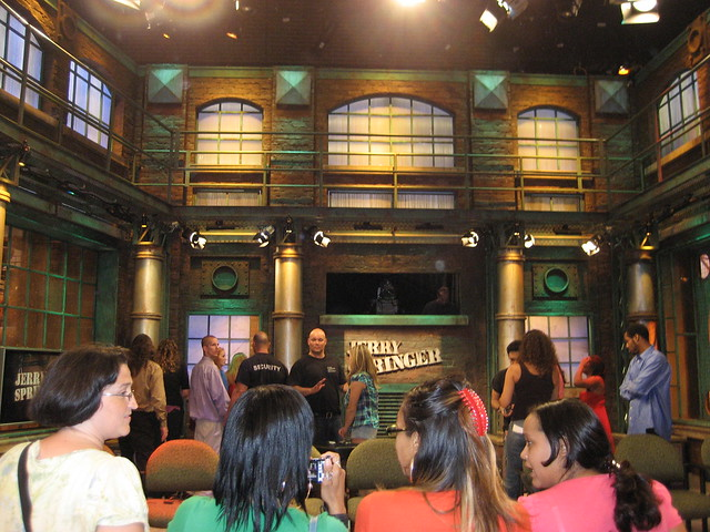 Jerry Springer Set