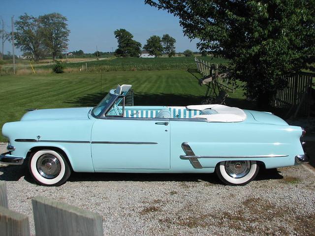 1953 Ford Convertible Flickr Photo Sharing