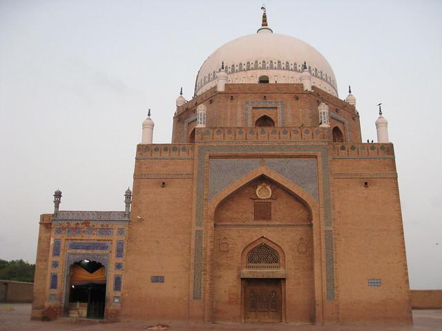 Shrine of Bahauddin Zakariya