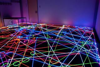 IBR Roomba Swarm in the Dark VII