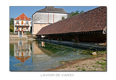 Lavoir in Varzy (F)