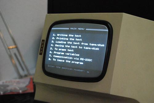 MSX en el Videoportero