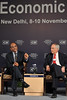 Saran, Reinsch - India Economic Summit 2009 by World Economic Forum