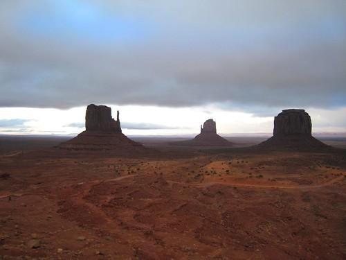 REZ, Monument Valley, Clouds, Arizona, Sout… IMG_1307