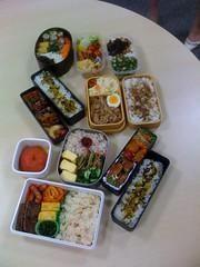 meal, lunch, sushi, ekiben, makunouchi, food, dish, cuisine, bento,