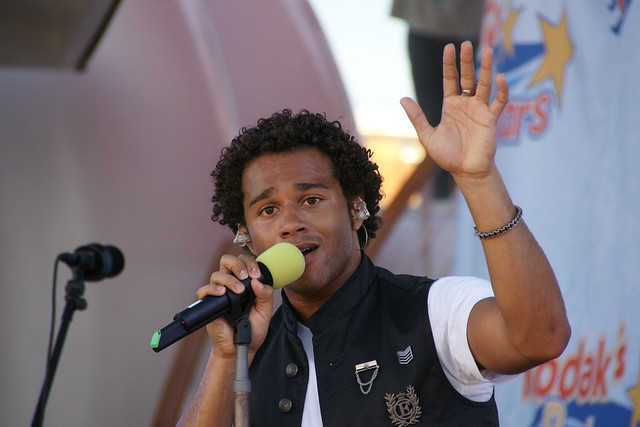 Header of Corbin Bleu