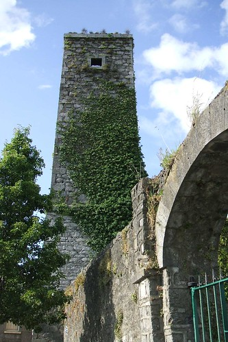 ireland nenagh countytipperary barrackstreet oldchurchtower