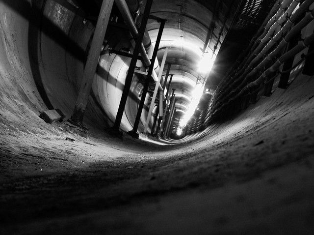 University of Windsor Service Tunnels