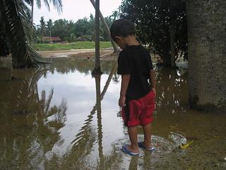 Banjir 2007, Pagoh