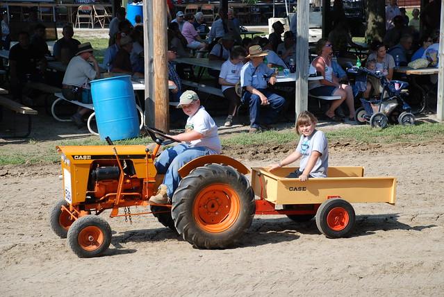 Garden Tractor Wagon : Flickr photo sharing