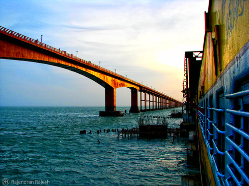 | Pamban Bridge |