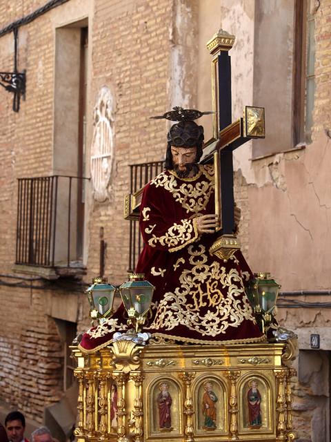 Santo Cristo de Magallon. Fiestas de Magallon 2009 (Zaragoza).
