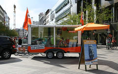 Gläsernes Mobil in Hannover