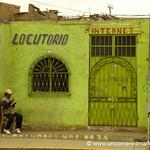 Internet Anyone? Lima, Peru