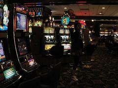 machine, building, slot machine, games, casino,