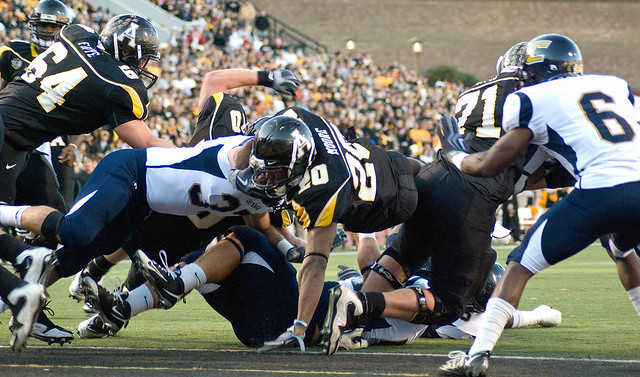 Appalachian State Mountaineers vs Chattanooga Mocs ...