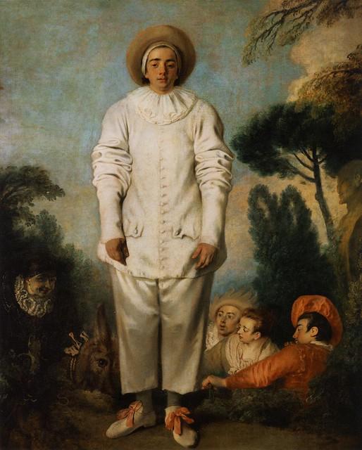 Antoine Watteau  Pilgrimage from Cythera 1717Return From Cythera By Antoine Watteau