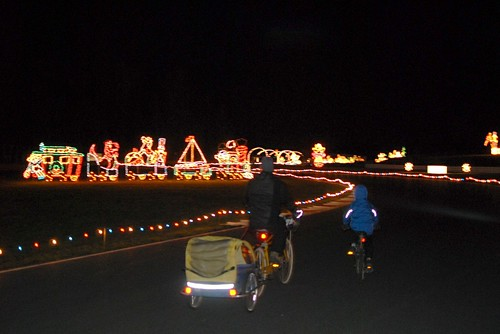 Winter Wonderland-Bike Night at PIR-11