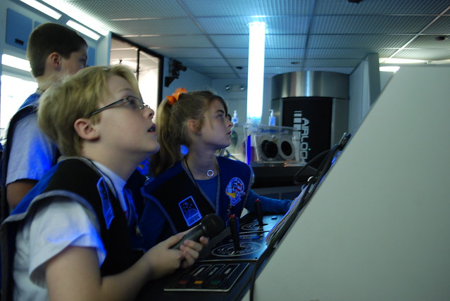Challenger Learning Center - Communications