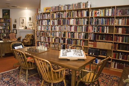 Arthur Conan Doyle room, Toronto Reference Library (Special Collections)