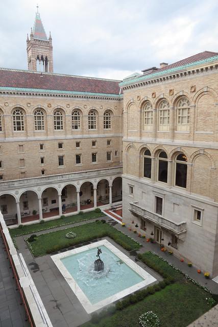 bpl courtyard from top floor