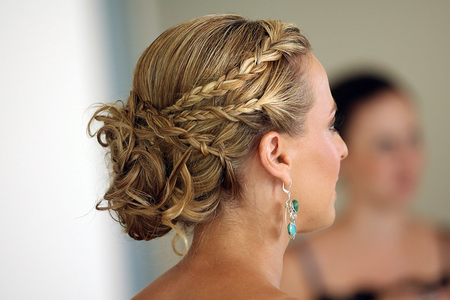 wedding hair style for bride bridal hair a gallery on flickr 2660 | 4262535003 cf7909c6a3 z
