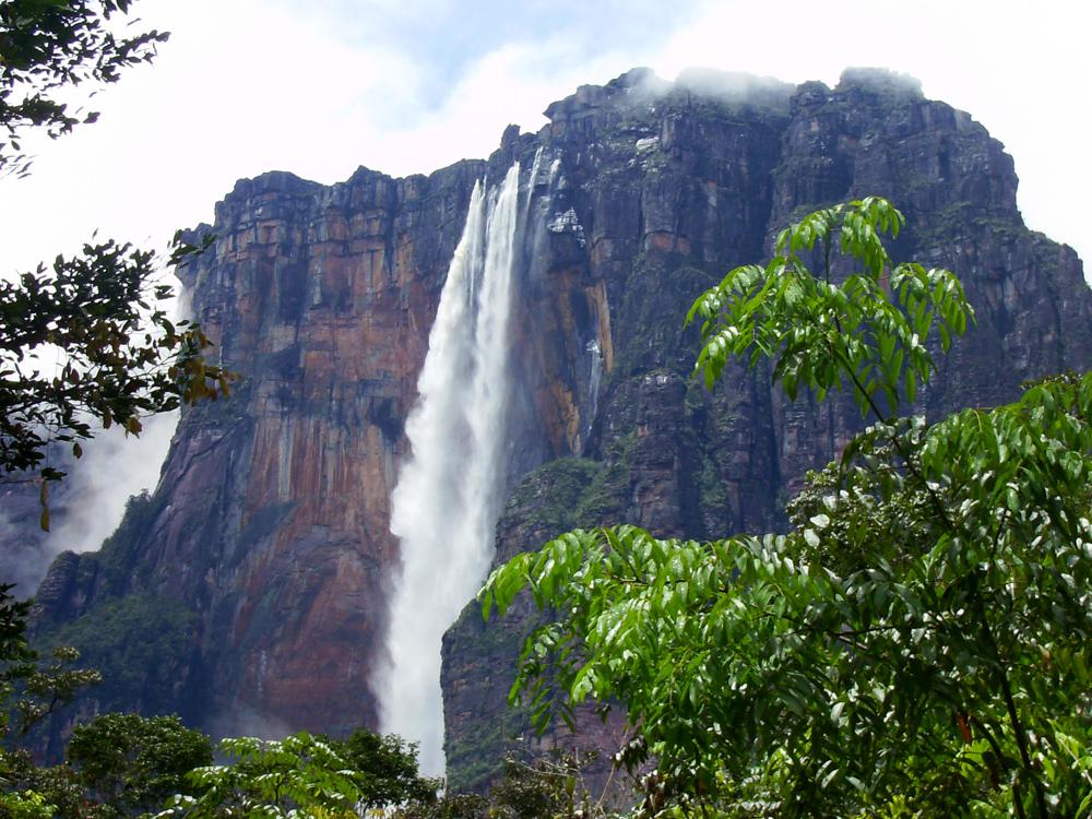 World U0026 39 S Highest Waterfall - Canaima National Park  Venezuela